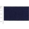 Ultra Suede Cuff Bracelet Strip 3.8x23.5cm Navy Blue